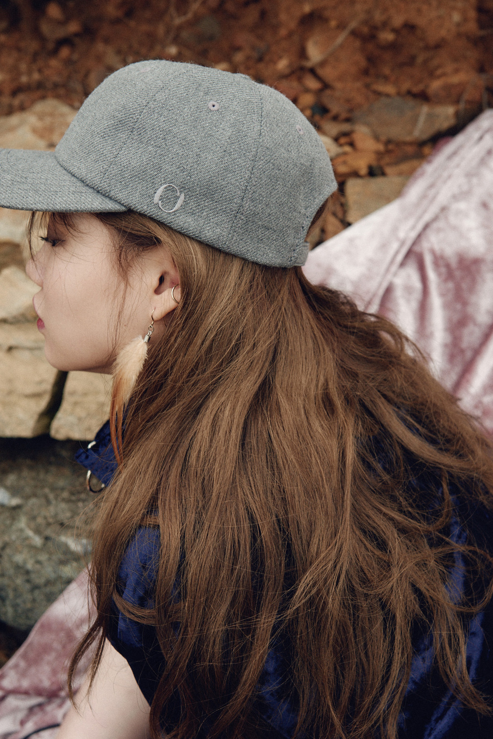 Wild Basic Cap_Gray